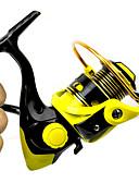 povoljno iPhone maske-Baitcast Reels / Spinning Reels 5.2:1 Omjer prijenosa+13 Kugličnim ležajevima Hand Orijentacija zamjenjivi Morski ribolov / Trolling & Boat Fishing - WR1000
