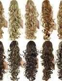 povoljno Haljine za NG-Konjski repići Sintentička kosa Kose za kosu Ugradnja umetaka Kovrčav