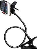 Χαμηλού Κόστους Στηρίγματα και βάσεις τηλεφώνου-zxd360 μοιρών περιστρεφόμενο καθολική ευέλικτη μακριά χέρια κάτοχος κινητού τηλεφώνου mount τεμπέλης clip-on κάτοχο περίπτερο