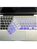 billiga Skyddsfilm till surfplattor-SoliconeKeyboard Cover For11.6'' / 13.3'' / 15.4'' Macbook Pro med Retina / MacBook Pro / Macbook Air med Retina / MacBook Air