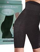 ราคาถูก ชุด-สำหรับผู้หญิง กล่องใส่อุปกรณ์ / ชุดรัดเอว / บอดี้สูท สีดำ ดั้งเดิม L XXL XXXL