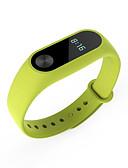 baratos Bandas de Smartwatch-Pulseiras de Relógio para Mi Band 2 Xiaomi Pulseira Esportiva Silicone Tira de Pulso