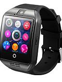 Χαμηλού Κόστους Στρατιωτικό Ρολόι-Q18 Άντρες Έξυπνο ρολόι Android iOS 3G Bluetooth Αδιάβροχη Συσκευή Παρακολούθησης Καρδιακού Παλμού Κλήσεις Hands-Free Βίντεο Φωτογραφική μηχανή / Χρονόμετρο / Παρακολούθηση Ύπνου / Ξυπνητήρι