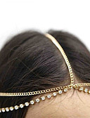 povoljno Ženski modni dodaci-Žene Vintage / Zabava mesing Lanac za glavu / Slatko