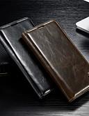 Χαμηλού Κόστους Αξεσουάρ Samsung-tok Για Samsung Galaxy S5 / S4 Πορτοφόλι / Θήκη καρτών / με βάση στήριξης Πλήρης Θήκη Μονόχρωμο PU δέρμα