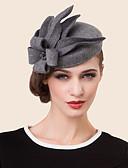 ราคาถูก หมวกสตรี-ขนสัตว์ rhinestone โลหะผสม headpiece คลาสสิคผู้หญิงสไตล์