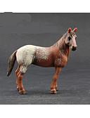 billiga Exotiska herrunderkläder-Låtsaslek Leksaker Häst Får Apa Tiger Djur Originella Simulering Plast Bitar