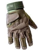 Χαμηλού Κόστους Στρατιωτικό Ρολόι-Γάντια για Κυνήγι Ανδρικά Τερυλίνη Μαύρο / Πράσινο Χακί / Χακί