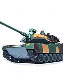 billige Bluser-M1A2 Tank 1:18 Radiostyrt Bil Klar-Til-Bruk Fjernkontroll / Tank / Brukerhåndbok
