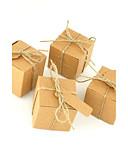 ราคาถูก ของชำร่วยงานแต่งที่แขวน-Cubic กระดาษการ์ด Holder โปรดปราน กับ แพทเทิร์น กล่องของขวัญ - 50