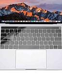 Χαμηλού Κόστους Αξεσουάρ MacBook-xskn® εξαιρετικά λεπτό κάλυμμα πληκτρολογίου για MacBook Pro 13 15 με μπάρα αφής (a1706 / a1707) σαφή laptop TPU δέρματος πληκτρολόγιο