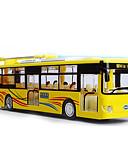 זול כבל & מטענים iPhone-מכוניות צעצוע אוטובוס אוטובוס קלאסי מוסיקה ואור קלסי בנים בנות צעצועים מתנות