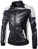 povoljno Muške jakne i kaputi-18LBY6FH Odjeća za motocikle Zakó za PU koža Sva doba Vjetronepropusnost