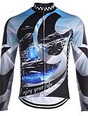 Χαμηλού Κόστους T-shirt-Fastcute Ανδρικά Γυναικεία Γιούνισεξ Μακρυμάνικο Φανέλα ποδηλασίας - Παιδικά Χειμώνας Προβιά Πολυεστέρας Coolmax® Σκούρο γκρι Ποδήλατο Φούτερ Αθλητική μπλούζα Μπολύζες / Βελούδο / Αναπνέει / Ελαστικό