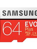 זול טישרטים לגופיות לגברים-SAMSUNG 64GB כרטיס SD כרטיס TF מיקרו כרטיס זיכרון UHS-I U3