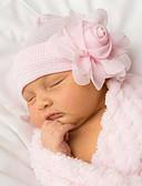 povoljno Haljinice za bebe-Novorođenče Uniseks Pamuk / Najlon Ukrasi za kosu Plava / Obala / Blushing Pink One-Size / Trake za kosu / Bandane