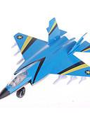 ราคาถูก เสื้อโปโลสำหรับผู้ชาย-Model Building Kits ดึงกลับยานพาหนะ รถทหาร Aircraft Fighter Train ทุกเพศ Toy ของขวัญ / Metal