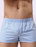 Χαμηλού Κόστους Αντρικά Εσώρουχα & Κάλτσες-Ανδρικά Μπόξερ - Ριγέ 1 Τεμάχιο Σούπερ Σέξι