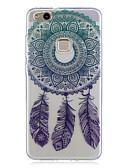 Χαμηλού Κόστους Θήκες iPhone-tok Για Huawei P10 Lite / P10 / Huawei Ημιδιαφανές / Με σχέδια Πίσω Κάλυμμα Ονειροπαγίδα Μαλακή TPU