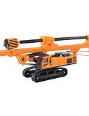 ราคาถูก ชุดลำลองชาย-ดึงกลับยานพาหนะ ยานพาหนะก่อสร้าง เครื่องจักรขุด ทุกเพศ Toy ของขวัญ / Metal