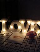 povoljno Svadbeni ukrasi-Jedinstven svadbeni dekor PCB+LED / Polietilen / Miješani materijal Vjenčanje Dekoracije Vjenčanje / Party / godišnjica Klasični Tema Sva doba