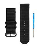 billige Smartwatch Bands-Klokkerem til Fenix 5x / Fenix 3 Garmin Sportsrem Nylon Håndleddsrem
