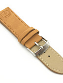 povoljno Muški satovi-PU koža / Legura Pogledajte Band Remen za Smeđa 24 cm / 9 inča 2cm / 0.8 Palac