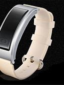 ราคาถูก เสื้อกันหนาวผู้หญิง-สำหรับผู้หญิง นาฬิกาแฟชั่น ดูสมาร์ท ดิจิตอล ยางทำจากซิลิคอน ดำ / เงิน / ทอง ดิจิตอล สีทอง สีดำ สีเงิน
