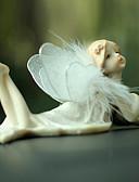 povoljno Maske za mobitele-Diy automobilski ornamenti cvijet vila anđeo romantični auto privjesak&Ukrasna smola