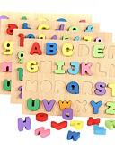 povoljno iPhone maske-Kocke za slaganje Puzzle Matematičke igračke Szám Slovo drven Dječji Dječaci Djevojčice Igračke za kućne ljubimce Poklon