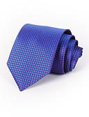 olcso Férfi nyakkendők és csokornyakkendők-Férfi Jacquardszövet Nyakbavaló - Nyakkendő