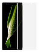 billiga Modeklockor-Skärmskydd för Samsung Galaxy Note 8 PET 2 sts Heltäckande displayskydd Explosionssäker / Ultratunnt / 3D böjd kant