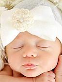 povoljno Haljinice za bebe-Novorođenče Pamuk Chambray Ukrasi za kosu Obala / Blushing Pink / Svjetloplav One-Size / Kosa Kravata