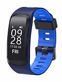 Χαμηλού Κόστους Quartz Ρολόγια-Ανδρικά Γυναικεία Αθλητικό Ρολόι Μοδάτο Ρολόι Ρολόι Φορέματος Ψηφιακή Συνθετικό δέρμα με επένδυση Μπλε / Κόκκινο / Πράσινο 30 m Ανθεκτικό στο Νερό Συσκευή Παρακολούθησης Καρδιακού Παλμού Συναγερμός