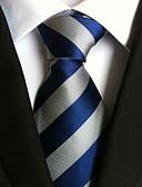 baratos Acessórios Masculinos-Homens Trabalho / Básico Gravata Listrado
