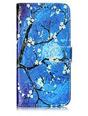 Χαμηλού Κόστους Θήκες & Καλύμματα-tok Για Motorola Moto G5 Plus / Moto G5 / Moto C plus Πορτοφόλι / Θήκη καρτών / με βάση στήριξης Πλήρης Θήκη Δέντρο / Λουλούδι Σκληρή PU δέρμα
