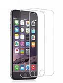 Χαμηλού Κόστους Προστατευτικά οθόνης για iPhone-AppleScreen ProtectoriPhone 6s Υψηλή Ανάλυση (HD) Προστατευτικά Οθόνης 2 pcs Σκληρυμένο Γυαλί / Επίπεδο σκληρότητας 9H / Κυρτό άκρο 2,5D / Σούπερ Λεπτό
