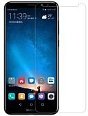 ราคาถูก ฟิล์มกันรอยสำหรับ iPhone-nillkin ป้องกันหน้าจอสำหรับเพื่อนร่วมงาน huawei 10 lite tempered glass 1 ตัวป้องกันหน้าจอด้านหน้าของพีซีหน้าจอความละเอียดสูง (hd) / 9h hardness / explosion proof