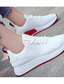 Χαμηλού Κόστους Πουκάμισο-Γυναικεία Αθλητικά Παπούτσια Πλέγμα που αναπνέει / PU Ανατομικό Άνοιξη / Φθινόπωρο Λευκό / Μαύρο / Ροζ / EU39
