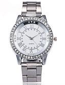 ราคาถูก นาฬิกาข้อมือ-สำหรับผู้หญิง นาฬิกาใส่ลำลอง นาฬิกาแฟชั่น นาฬิกาเพชร นาฬิกาอิเล็กทรอนิกส์ (Quartz) สแตนเลส เงิน / ทอง / Rose Gold กันน้ำ โครโนกราฟ นาฬิกาใส่ลำลอง ระบบอนาล็อก ไม่เป็นทางการ สง่างาม ที่เรียบง่าย -