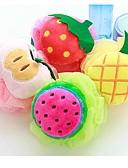 billige Maxikjoler-Frisk stil Badehåndkle, Frukt Overlegen kvalitet Naturlige svamper Dobby Håndkle