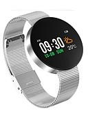 Χαμηλού Κόστους Αντρικές Γραβάτες & Παπιγιόν-YY-007 Pro Άντρες Έξυπνο βραχιόλι Android iOS Bluetooth Έλεγχος APP Θερμίδες που Κάηκαν Ημερολόγιο Άσκησης Βηματόμετρα Αισθητήρας Καρδιακού Παλμού Pulse Tracker / Παρακολούθηση Δραστηριότητας