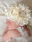 povoljno Haljinice za bebe-Beba Djevojčice Drugo Ukrasi za kosu Bež One-Size / Trake za kosu