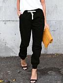 ราคาถูก เสื้อคลุมและชุดนอน-สำหรับผู้หญิง ทุกวัน / ไปเที่ยว Sexy พื้นฐาน ที่ปกคลุมขา - สีพื้น ข้อมือระดับกลาง สีดำ อาร์มี่ กรีน M L XL / สกินนี่