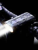 billige Samsung-tilbehør-LED Sykkellykter Frontlys til sykkel LED Fjellsykling Sykkel Sykling Vanntett 360° rotasjon Flere moduser Super Bright 2400 lm Oppladbar Usb 18650 Hvit Sykling / Aluminiumslegering / Vidvinkel