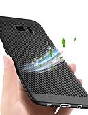 ราคาถูก เคสสำหรับโทรศัพท์มือถือ-Case สำหรับ Samsung Galaxy S9 / S9 Plus / S8 Plus Ultra-thin ปกหลัง สีพื้น Hard พลาสติก