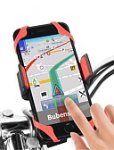 ราคาถูก ที่ยึดโทรศัพท์-รถมอเตอร์ไซด์ / จักรยาน ที่วางขาตั้ง ขาตั้งสามารถปรับได้ / 360° Rotation สปอร์ตและเอ๊าท์ดอร์ ยาง / พีซี / Metal เจ้าของ