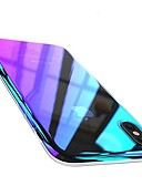 זול מגנים לאייפון-מגן עבור Apple iPhone X / iPhone 8 Plus / iPhone 8 ציפוי כיסוי אחורי צבע הדרגתי קשיח PC