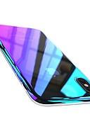 baratos Capinhas para iPhone-Capinha Para Apple iPhone X / iPhone 8 Plus / iPhone 8 Galvanizado Capa traseira Cores Gradiente Rígida PC