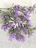billige Tights til damer-Kunstige blomster 2 Gren Europeisk Stil Pastorale Stilen Planter Bordblomst